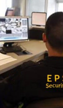 eps checking security footage