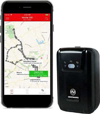 GPS in mobile