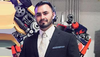 Waris Rahimi, Founder - CEO
